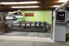 CNC machine Biesse rover A
